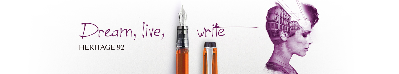 Pilot - Fine Writing - Heritage 92 Orange