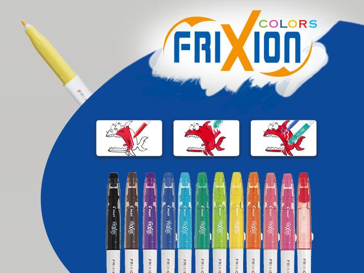 Flomastri Pilot FriXion Colors