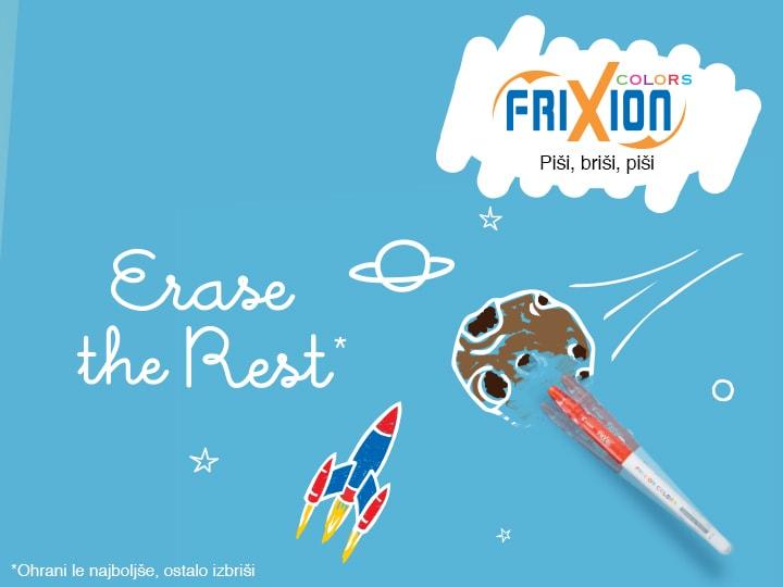 Pilot FriXion Colors Flomaster