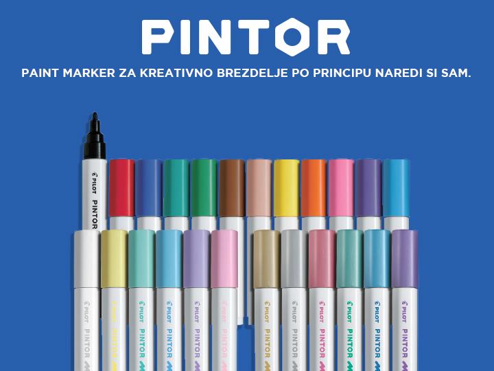 Paint Marker Pilot Pintor
