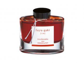 Irošizuku črnilo - Odtenki oranžne barve - Oranžna Fuyu Gaki - 50 ml