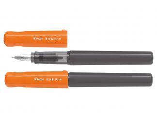 Kaküno - Nalivno pero - Oranžna - Siva - Begreen - Srednje pero